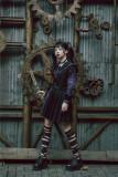 Your Highness ~Unicron Improved JK Uniform Lolita Top + Skirt Set -Ready MADE