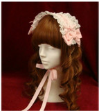 Sweet Bows Lolita Headband - 4 Colors Available