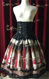 BTSSB ANP Replica The Grace ~Hymn of the Departure~ Lolita Skirt Mint In Stock