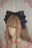 Alice in Wonderland~ Classic Lolita Salopette Navy Size M  In Stock