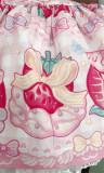 Alice Girl ~Strawberry With Cream~ Sweet Lolita Jumper  + Badage -Pre-order