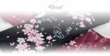 Yidhra -May Scarlet Rain-  Lolita Tights with Sakura Pattern