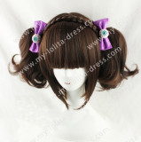 Sweet Bobo Pigtail Removable Ponytails Lolita Wig 2 Colors