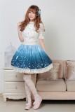 Sweet Beautiful Printed Lolita Princess Skirt