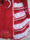 Beautiful Bows Lolita Winter Princess Coat