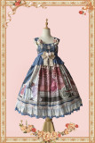 Infanta ~The opera house~ Lolita Jumper + Headbow
