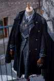 Your Highness ~The Oath Of The Judge~ Gothic Lolita Coat -Ready Made