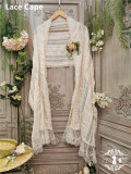 Miss Point ~ Salley Garden Empire Embroidery Lolita OP -Custom Tailor