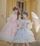 Little Dipper ~Glass Dream Lolita JSK