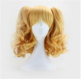 Top Quality Face Framing Yellow Cosplay Anime Wig