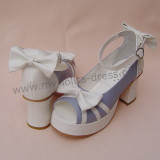 Sweet Two Colors Girls Sandals