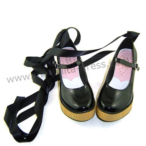 Rocking Horse Style Lolita Shoes
