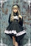 Night of The Blazing Angels ~Gothic Lolita Corset JSK Dress