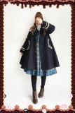 Collge Style Sailor Collar Lolita Coat