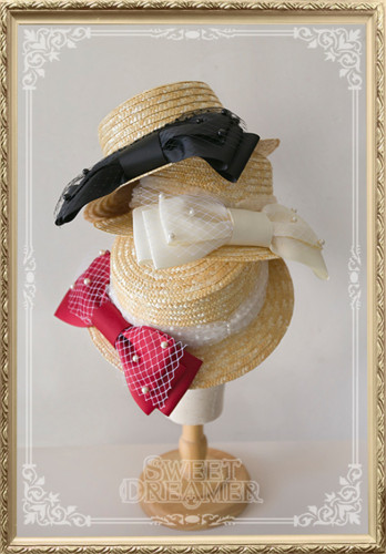 Cutie Creator -Song of Paris- Bow Lolita Sunhat