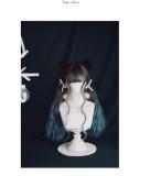 Dreamholic~ Mermaid~ Sweet Lolita Long Curls Wig 55cm
