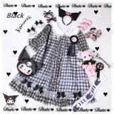 2019 New Arrival Sweet Gingham Lolita OP