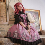Perfume Bottle~  Lolita Printed JSK -Special Price