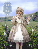 Magic Tea Party ~Anne & Jenny Lolita OP -Ready Made
