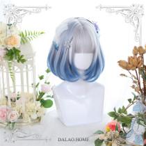 Dalao Home ~ Sangawa~ Sweet Lolita Bob Wigs