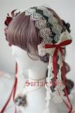 Surface spell ~AlpenRose~ Gothic Ethnic Lolita Corset JSK