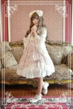 Neverland Lolita -Antique Clock- Sweet Lolita Normal Waist Skirt