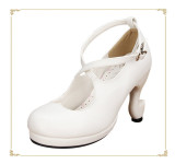 Angelic Imprint- Elegent Lolita Princess Heels Shoes