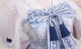 Panda ~Classic Qi Lolita OP Dress -Ready Made