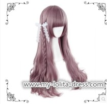 Harajuku Style Sweet Girl's Lolita Long Curl Wig
