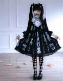 Lullaby- Long Sleeves Lolita OP  -Pre-order