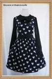 Chess Story The Queen of Hearts Lolita Jumper Dress