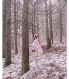 The Deer Forest~ Sweet Lolita OP -Ready Made