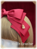 Cutie Creator~Miss Canary~ Birdcage Lolita Headbow