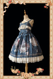 Infanta Mermaid Princess Lolita Jumper Version II Ready Made