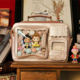 DRDR Lolita ~ Microwave Oven~ Lolita Bag -3 Wear Ways Ready Made
