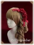 Cutie Creator ~The Rose Bride~ Lolita BeadChain Comb