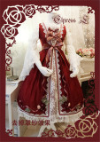Elpress L Versailles~ Lolita JSK Dress  -Limited QTY Pre-order