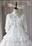 Magic Tea Party~ Cat&Marmalade~Sweet Lolita JSK Version II-Ready Made