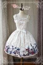 Magic Tea Party~ Battle of the throe JSK Dress Version II