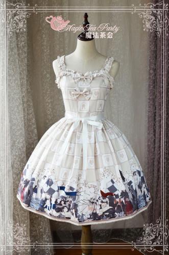 Magic Tea Party~ Battle of the throne JSK Dress Version II