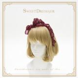 Sweet Dreamer~Posey Lina Bow Peal Headbow
