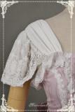 Neverland Lolita -Maiden in May- Lolita Fly Sleeves High Waist OP Dress