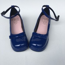 Japanese Style Lady's Tiny Bow Lolita Shoes - Daily Wear