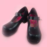 Double Straps Women Lolita Shoes