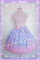 Chess Story ~Dreamy Starry Night~ Lolita Skirt
