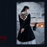 Sister~ Gothic Lolita OP Dress 2 Versions -Ready Made