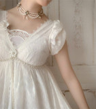 Surfacespell ~MissBennet~ Empire Waist Lolita OP -Custom Tailor Available