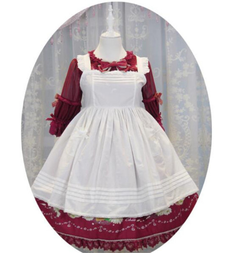 Daisy and Dandelion~ Sweet Surface Layer Dress/Apron