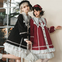 Rose Cross ~Lolita Long Coat