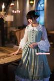 Strawberry Alice in Wonderland Lolita Jumper Dress